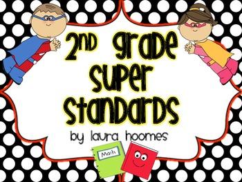 2nd Grade ALABAMA Super Standards