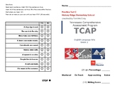 2nd Grade TCAP TN Ready ELA Practice Test C
