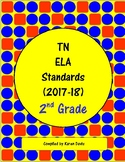 2nd Grade TN ELA Standards (2017-18)