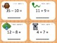 2nd Grade Math Task Cards: Addition and Subtraction