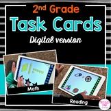 2nd Grade Task Cards (digital version)