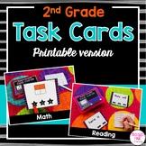 2nd Grade Task Cards