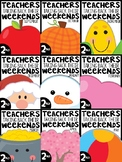 2nd Grade Teachers Taking Back Their Weekends BUNDLED