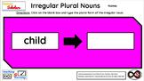 2nd Grade Technology Activities - Lesson 10: Irregular Plural Nouns