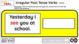 2nd Grade Technology Activities - Lesson 14: Irregular Past Tense Verbs