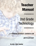 2nd Grade Technology Curriculum: 32 Lessons