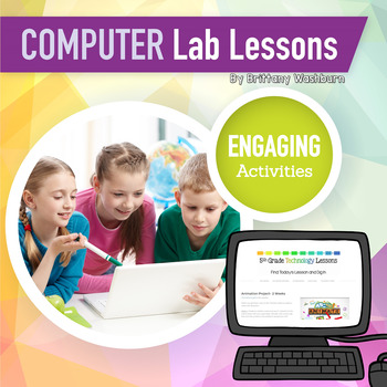 2nd Grade Technology Lesson Plans and Activities