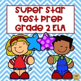 2nd Grade Test Prep ELA - Grade 2 - Common Core and TN TCAP Formats!  2 in 1!