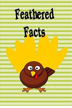 2nd Grade Thanksgiving Differentiated Center-Feathered Facts