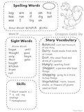 2nd Grade Theme 1 Houghton Mifflin Weekly Newsletter