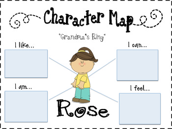 2nd Grade, Theme 15 Literacy By Design Graphic Organizers