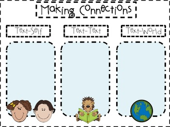 2nd Grade, Theme 9 Literacy By Design Graphic Organizers