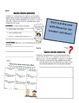 2nd Grade Time Capsule Beginning/End of Year Activity + BO
