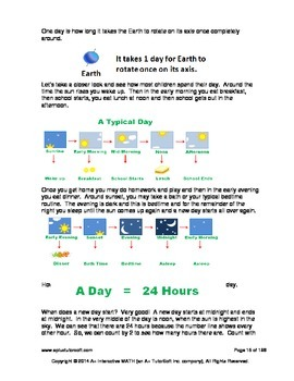 ! 2nd Grade Time Lessons, Worksheets, Solution Manuals