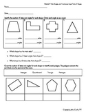 2nd Grade Time, Shapes, and Fractions as Equal Parts of Shapes CC Module 8
