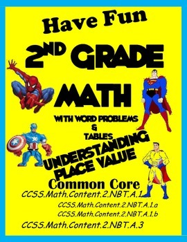 2nd Grade-Understanding Place Value Word Problems