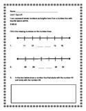 2nd Grade - Unit 1 Everyday Math - Quizzes