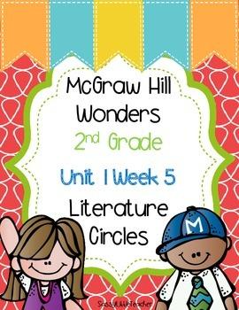 2nd Grade Unit 1 Week 5 Literature Circles