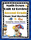 2nd Grade Unit 12 Everyday Math Review ~ Year End Review