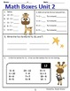 2nd Grade Unit 2 Everday Math ~ Addition & Subtraction