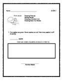2nd Grade - Unit 2 Everyday Math - Practice Test