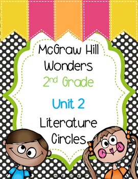 2nd Grade Unit 2 Literature Circles