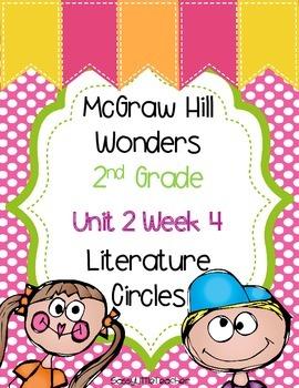 2nd Grade Unit 2 Week 4 Literature Circles