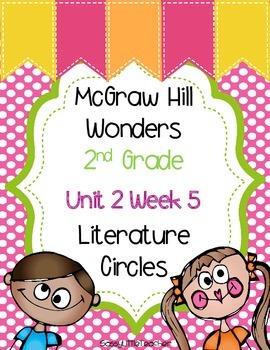 2nd Grade Unit 2 Week 5 Literature Circles