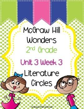 2nd Grade Unit 3 Week 3 Literature Circles