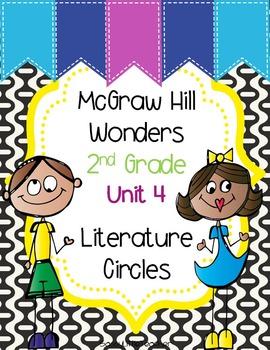2nd Grade Unit 4 Literature Circles