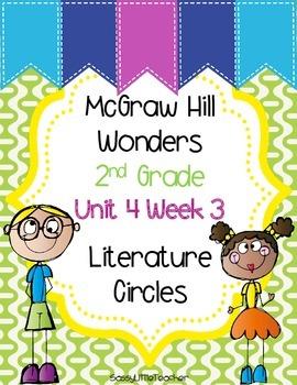 2nd Grade Unit 4 Week 3 Literature Circles