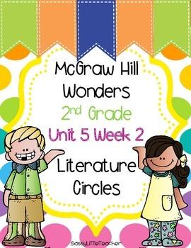 2nd Grade Unit 5 Week 2 Literature Circles