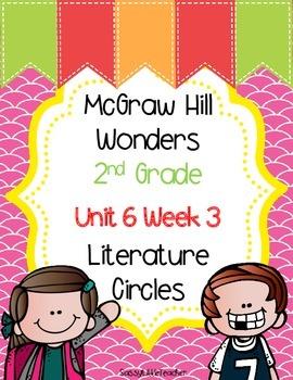 2nd Grade Unit 6 Week 3 Literature Circles