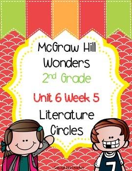 2nd Grade Unit 6 Week 5 Literature Circles