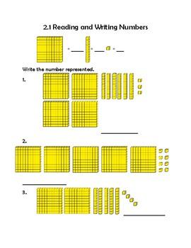 2nd Grade VA Math Interactive Notebook