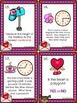 2nd Grade Valentine Math Task Cards {Common Core Aligned-