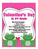 2nd Grade Valentine's Day Pack
