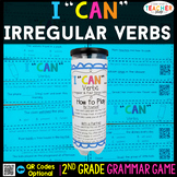 2nd Grade Verbs Game | Verb Tense & Irregular Verbs
