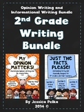 2nd Grade WRITERS WORKSHOP Bundle - 2 Units - Opinion and Informational