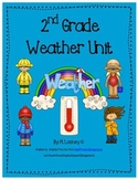 2nd Grade Weather Unit