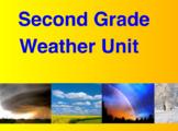 2nd Grade Weather Unit Flipchart