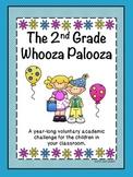 2nd Grade Whooza Palooza