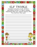 2nd Grade Winter Holiday Christmas Break Homework Classwork Packet