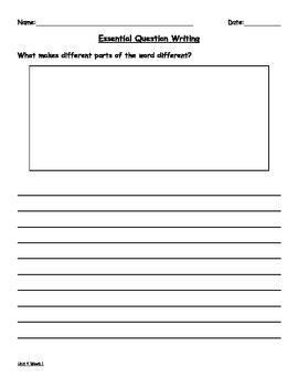 2nd Grade Wonders Choice Boards Units 1-6! (The Entire Year)