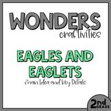 2nd Grade Wonders Craftivity - Unit 2 Week 1 - Eagles and Eaglets