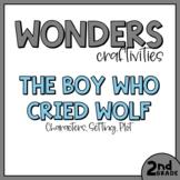 2nd Grade Wonders Craftivity - Unit 2 Week 3 - The Boy Who