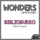 2nd Grade Wonders Craftivity - Unit 3 Week 2 - Biblioburro
