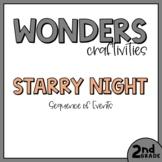 2nd Grade Wonders Craftivity - Unit 3 Week 3 - Starry Night