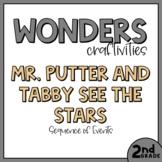 2nd Grade Wonders Craftivity Unit 3 Week 4 - Mr. Putter an