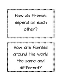 2nd Grade Wonders- Essential Questions Units 1 & 2